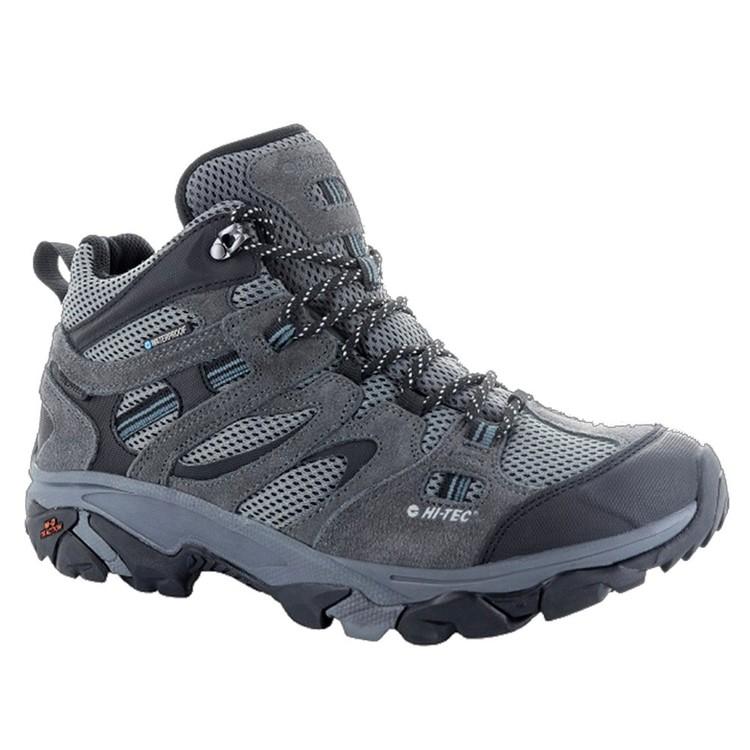 0abde2a4b9e Hi-Tec Ravus Mid Vent WP Mens Hiking Shoes